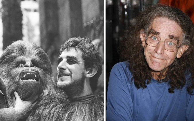 Happy 73rd birthday, Peter Mayhew!!
