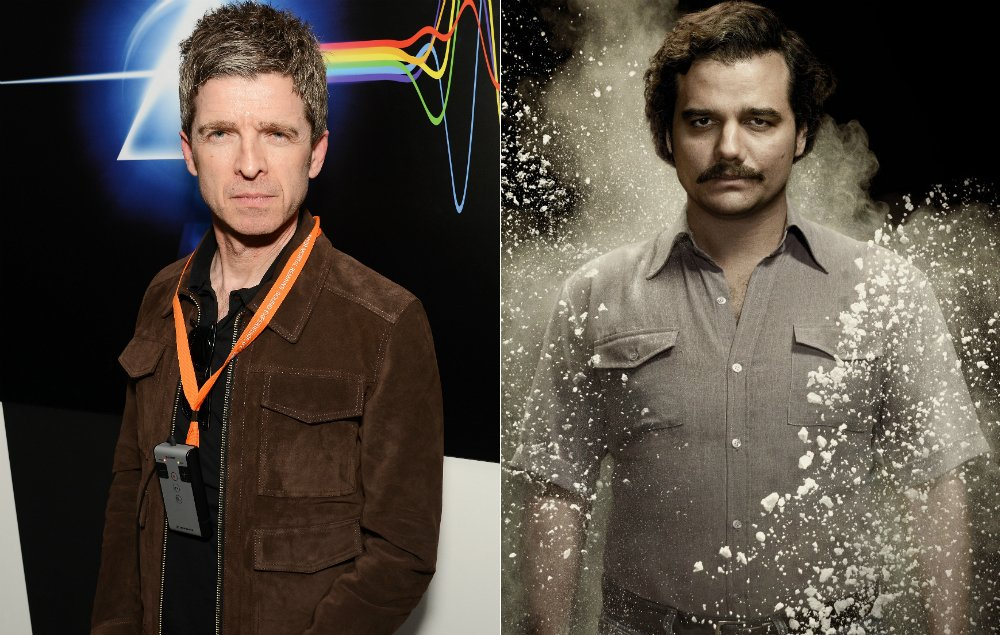 Noel Gallagher to host cocaine and 'Narcos' themed 50th birthday party? https://t.co/QxNDCvmlQi https://t.co/wjFFNA8W6c