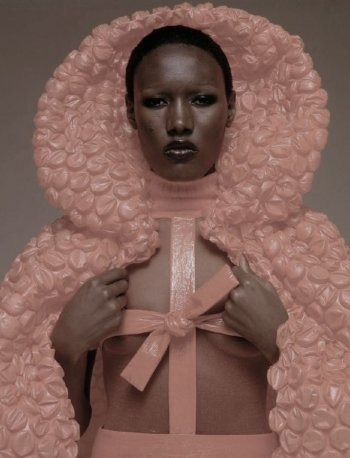 Happy birthday, Grace Jones!