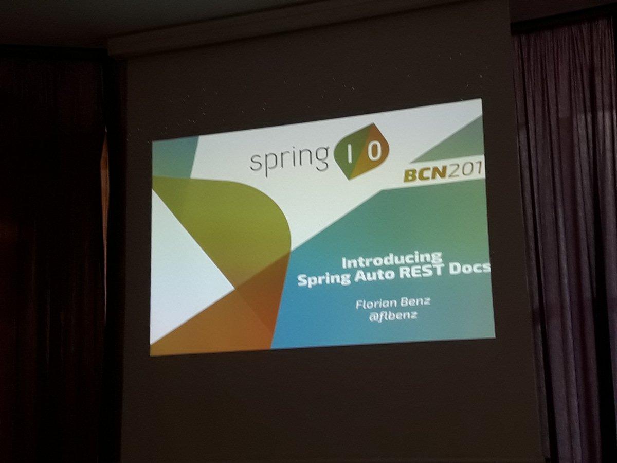 #springio17
