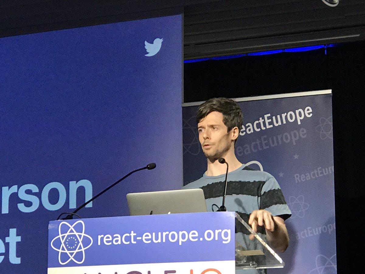 #ReactEurope