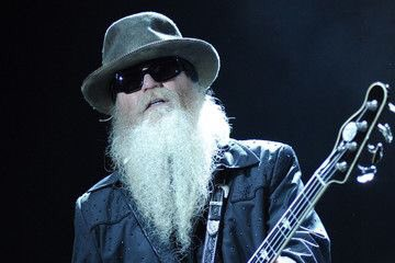 Happy Birthday Dusty Hill!