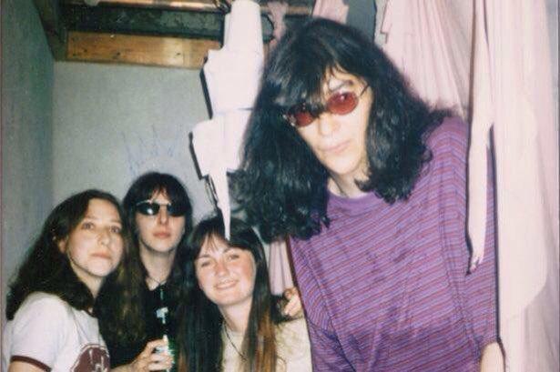 Happy birthday Joey Ramone ,forever the best PunkRock superstar,we love you..