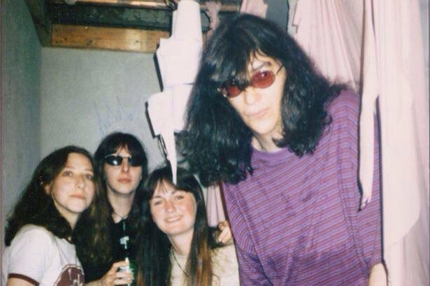 Happy birthday Joey Ramone ,forever the best PunkRock superstar,we love you..