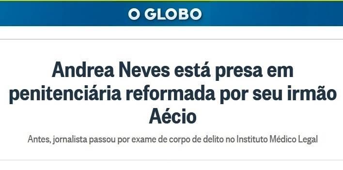 #Aécio