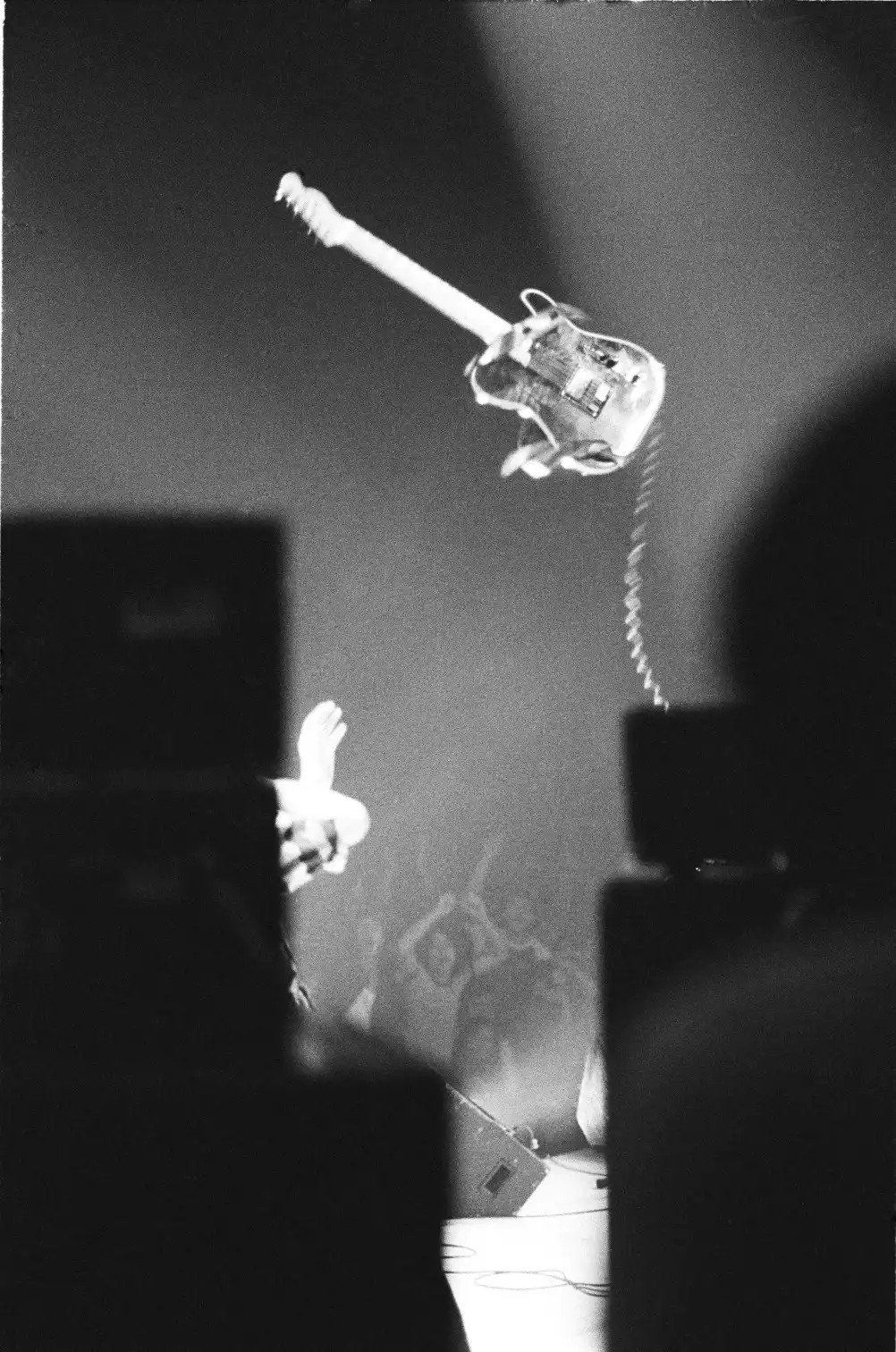 Happy 72nd birthday to Pete Townshend of The note is eternal.