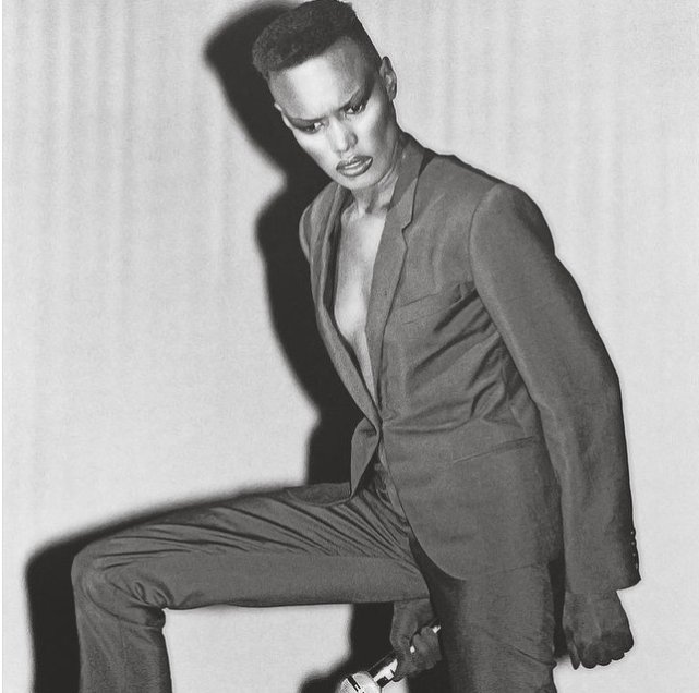 Happy 69th birthday to the style icon, miss Grace Jones
