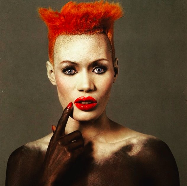 14 reasons Grace Jones is cooler than we'll ever be. https://t.co/oM6Ier5ZqS https://t.co/A3iyC2Mb6d