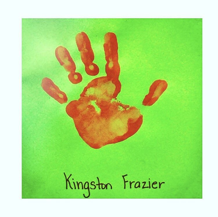 #KingstonFrazier