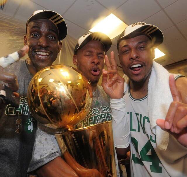 Happy Birthday to my favorite Celtic of ALL-TIME, THE Kevin Garnett