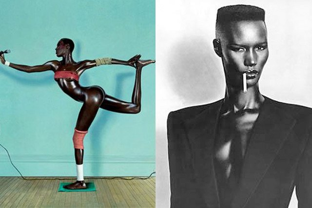 HAPPY BIRTHDAY TO THE ETERNAL FAVE GRACE JONES