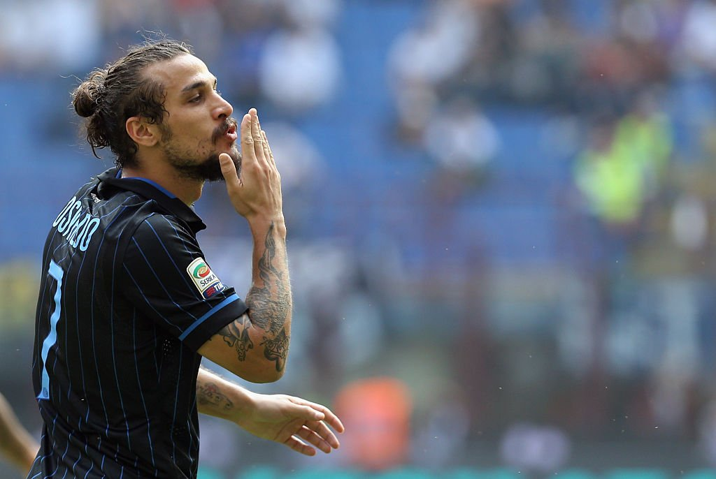 Rodrigo Palacio On Dani Osvaldo He Had Pure Talent But He Lacked The Desire To Become Great He Could Still Make The Difference Though Scoopnest Com