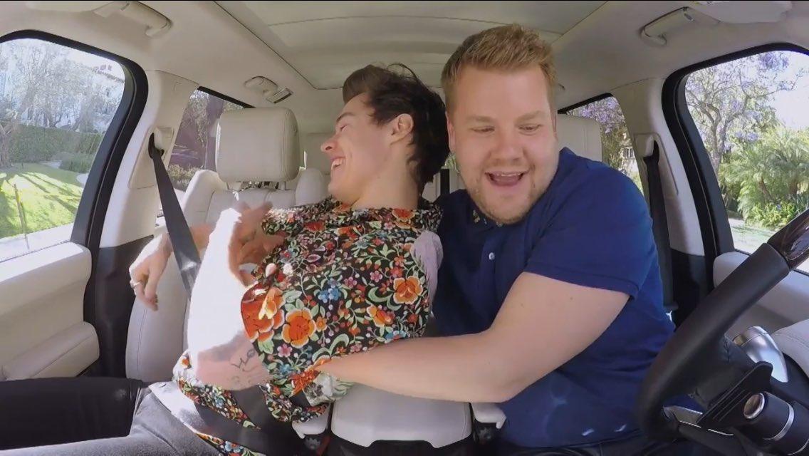 #CarpoolHarryoke