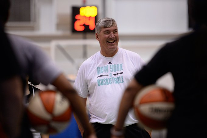 Join us in wishing head coach & 3x WNBA champion Bill Laimbeer a HAPPY BIRTHDAY!
