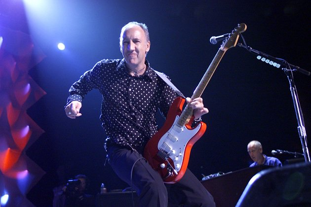 Happy birthday to Pete Townshend of The Who
