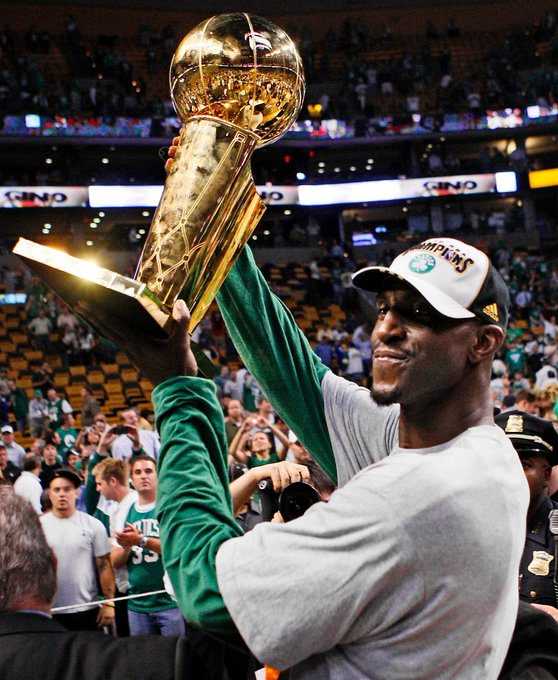 Happy 41st birthday to Kevin Garnett!