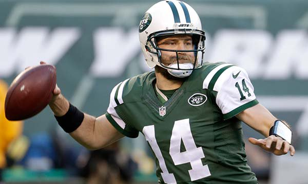 ROSTER UPDATE: The Buccaneers have agreed to terms with QB Ryan Fitzpatrick.  READ: https://t.co/mBPv1stMcQ https://t.co/2AmLWiMH18