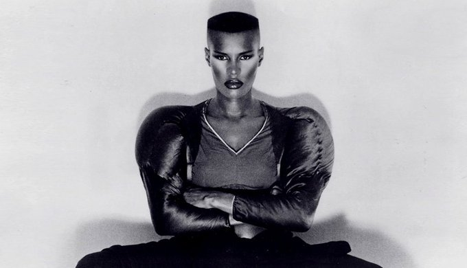 Help us wish our shero Grace Jones a happy 69th birthday today!