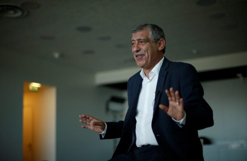 Portugal's Santos says coaching career happened  by chance - Football