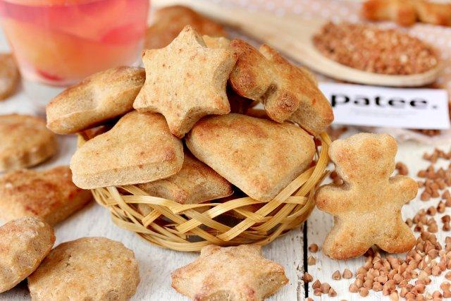 Простой печенья с творога