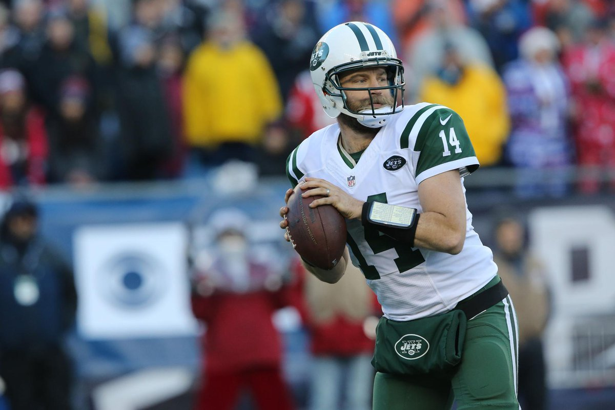 The Buccaneers have reached an agreement with veteran quarterback Ryan Fitzpatrick.