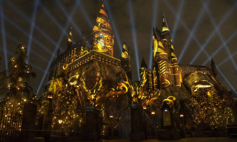 Calling all Harry Potter fans! Check out the latest addition to the Wizarding World...