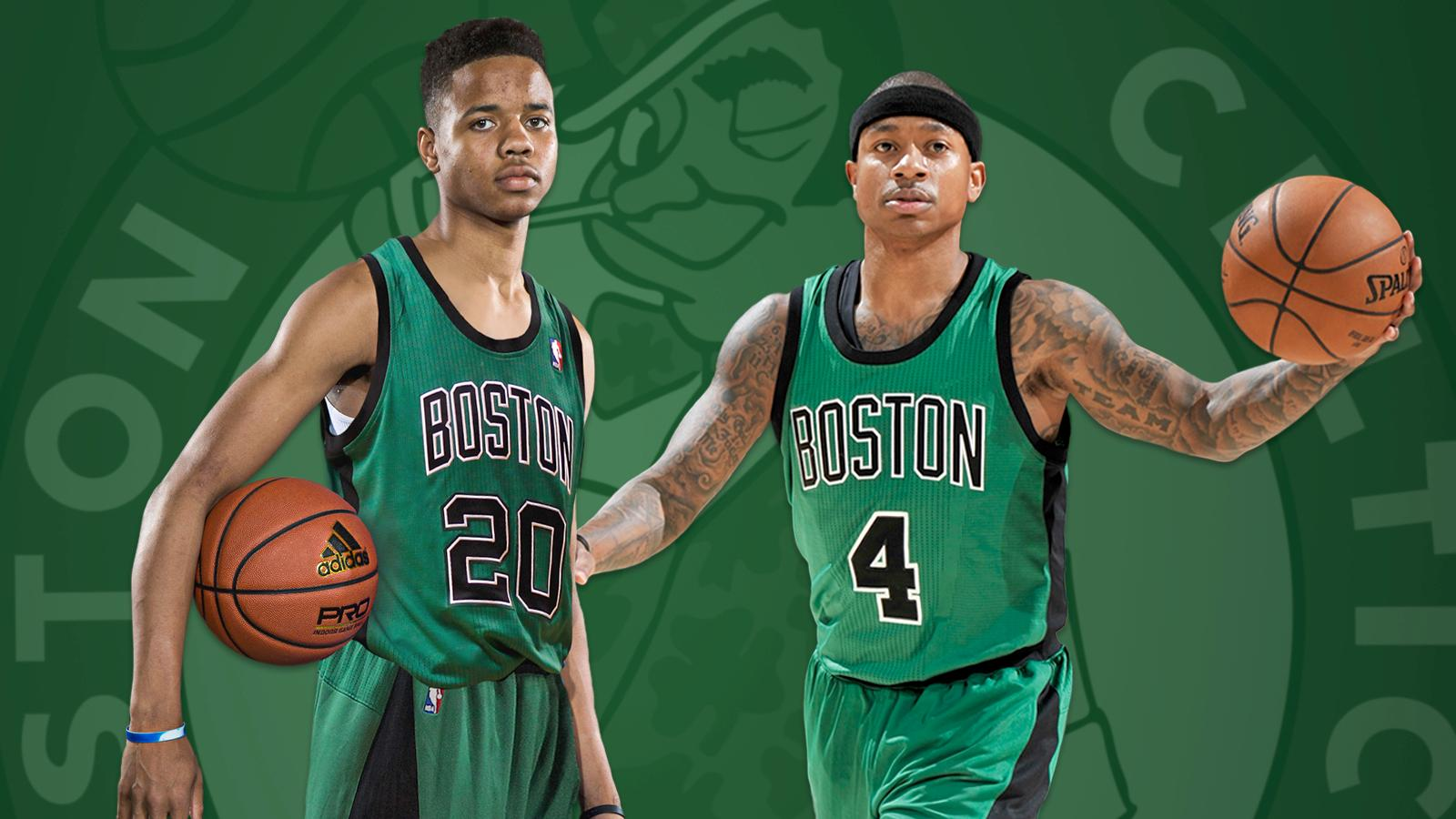 Isaiah Thomas believes he and Markelle Fultz could thrive together. https://t.co/NTfCn73w4s https://t.co/PuYyw8sBoN