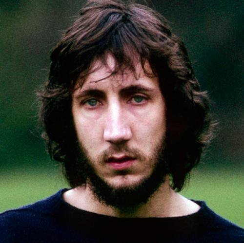Happy birthday to legendary guitarist of The Who, Pete Townshend!