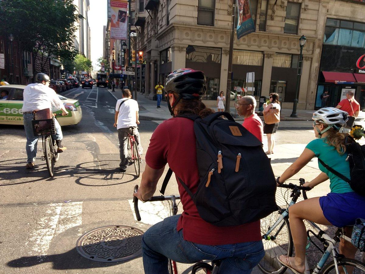 #biketoworkphl