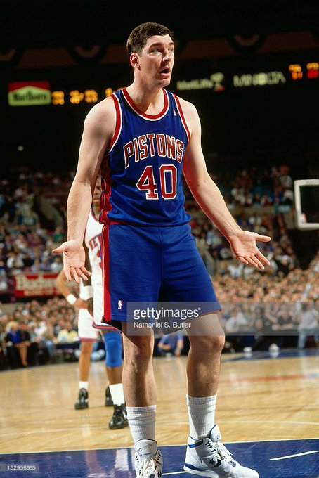 Happy Birthday to Bill Laimbeer, who turns 60 today!