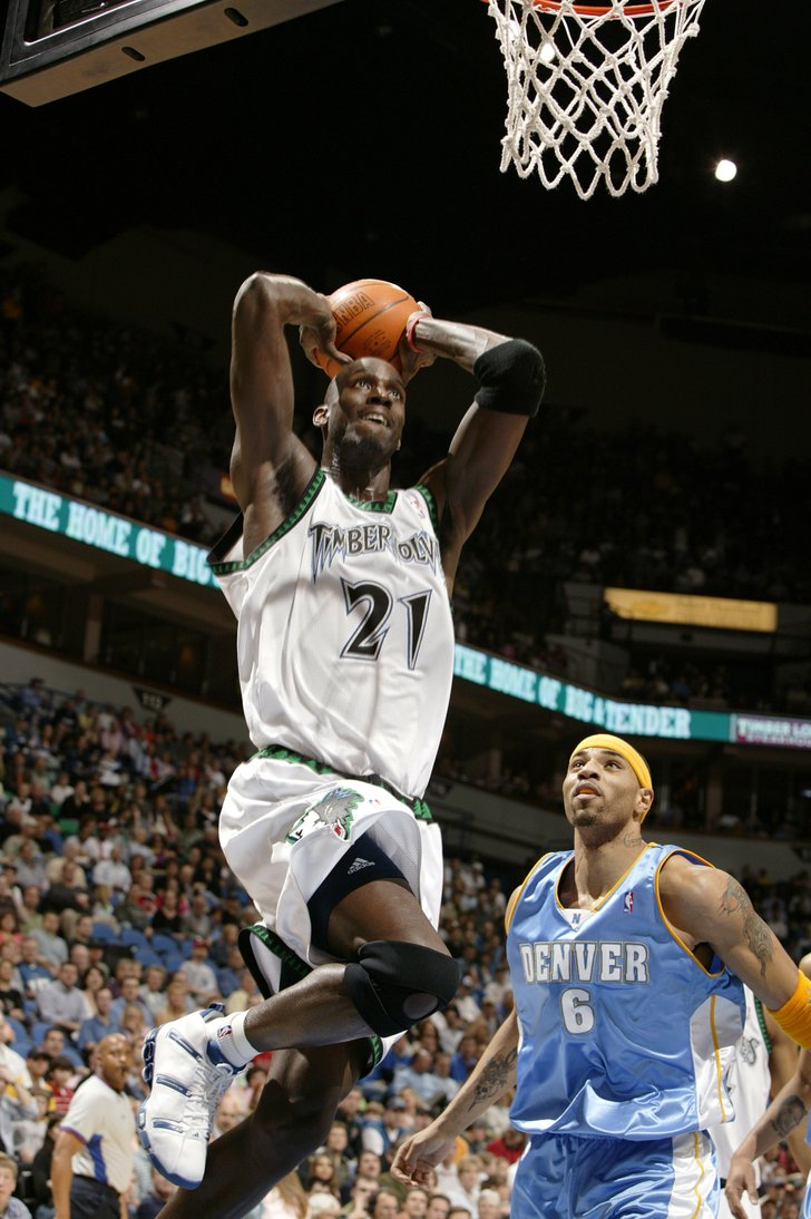 Happy Birthday to Kevin Garnett who turns 41 today!