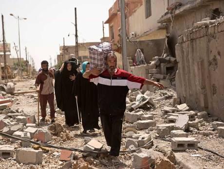 US ramps up Daesh endgame effort