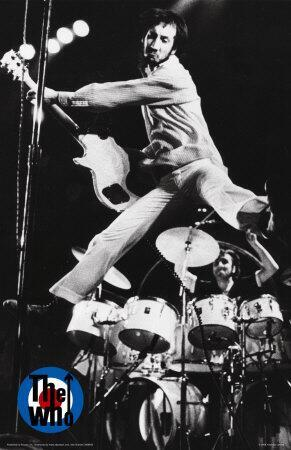 Happy Birthday to real life Guitar Hero, Pete Townshend.