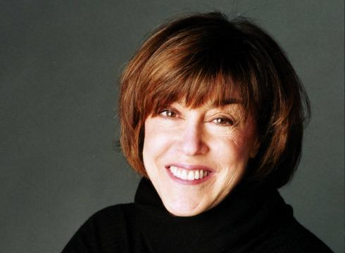 "Happy birthday to Nora Ephron who was born on this day in 1941. ""Be the heroine of your life, not the victim.\"""