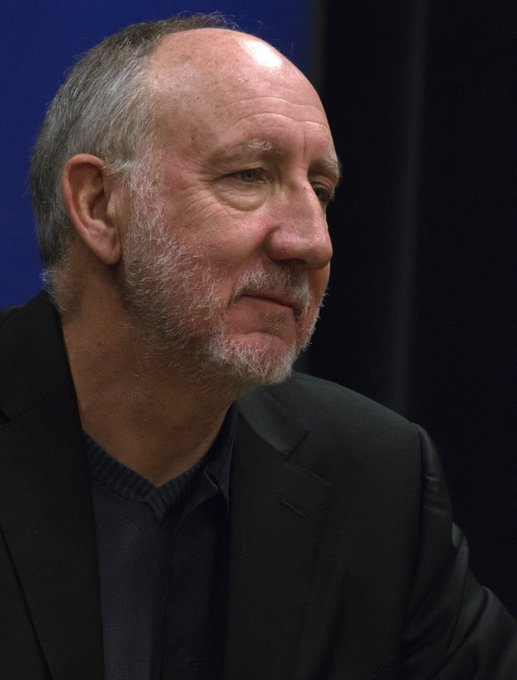 We tried not to age, but time had its rage. Pete Townshend Happy Birthday