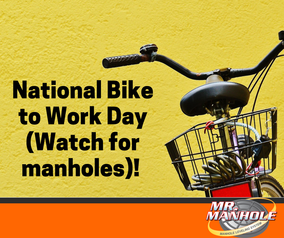 #nationalbiketoworkday