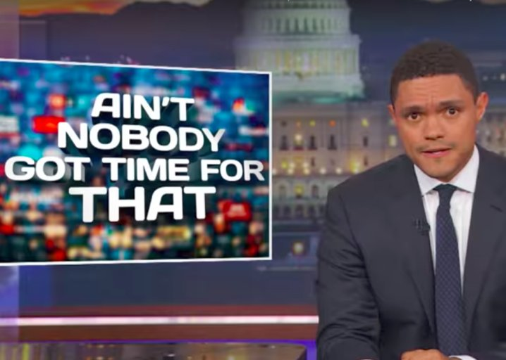 Trevor Noah would like to remind you that the rest of the world is a mess, too: https://t.co/JOLdg9iDNP https://t.co/Oitmwxis6W