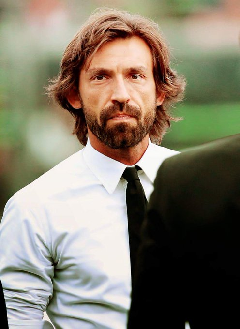 Happy 38th Birthday Andrea Pirlo