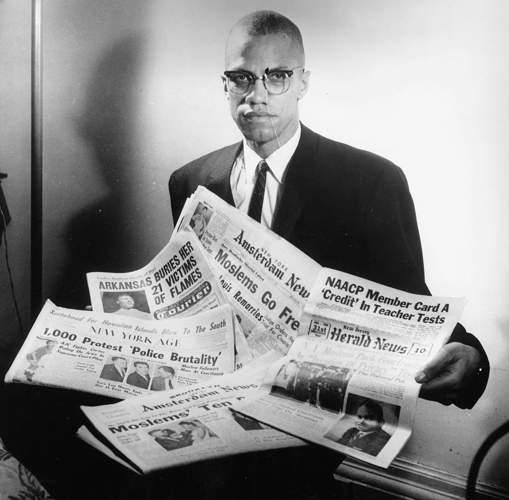 'Truth is on the side of the oppressed.'  Happy birthday to the late revolutionary Malcolm X ✊��✊��✊�� https://t.co/d16ioDNn6C