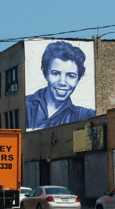 Happy birthday Lorraine Hansberry.
