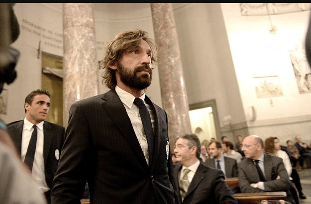 Happy birthday Andrea Pirlo... the legend... The greatest....