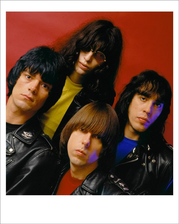 Wishing Joey Ramone a happy birthday!