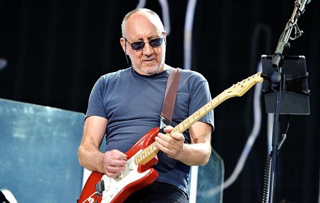 Happy birthday to the big Pete Townshend! See you in October I love u