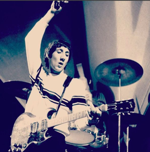 Happy Birthday PETE TOWNSHEND!!!