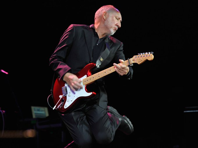 Happy birthday to the fantastic Pete Townshend!