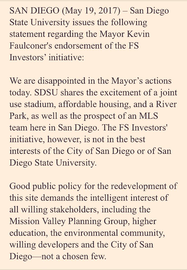 Mayor Faulconer