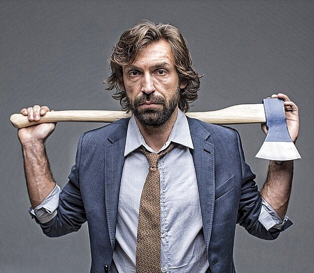 Happy 38th Birthday  Andrea Pirlo       Serie A  Coppa Italia  Super Cup World Cup Club World Cup