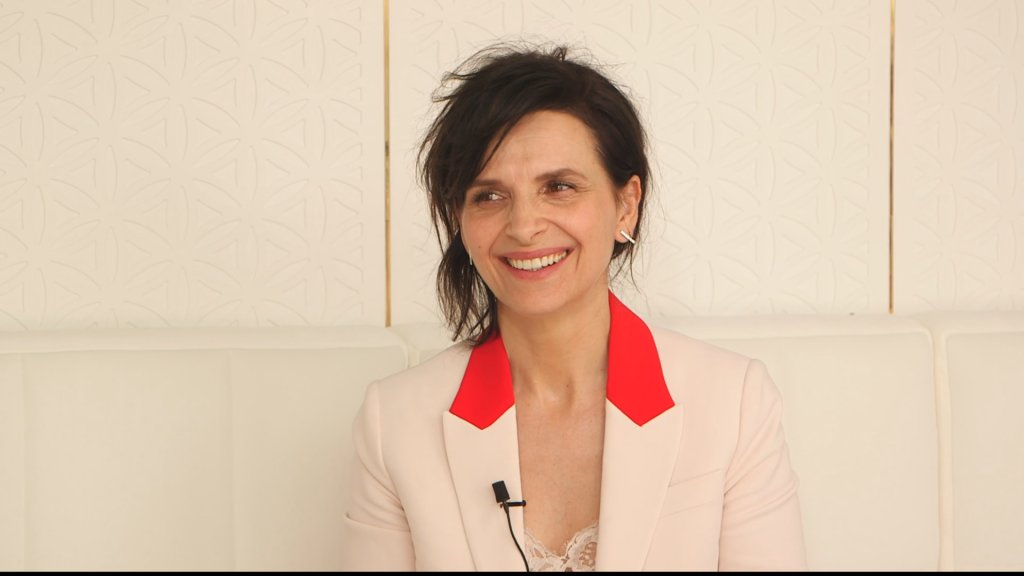 ENCORE! - Juliette Binoche on Hollywood, her new film and fame