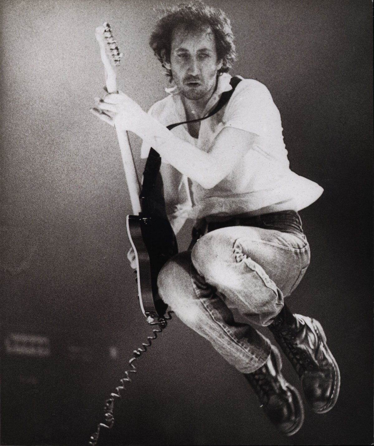 Happy Birthday to legendary guitarist, Pete Townshend of