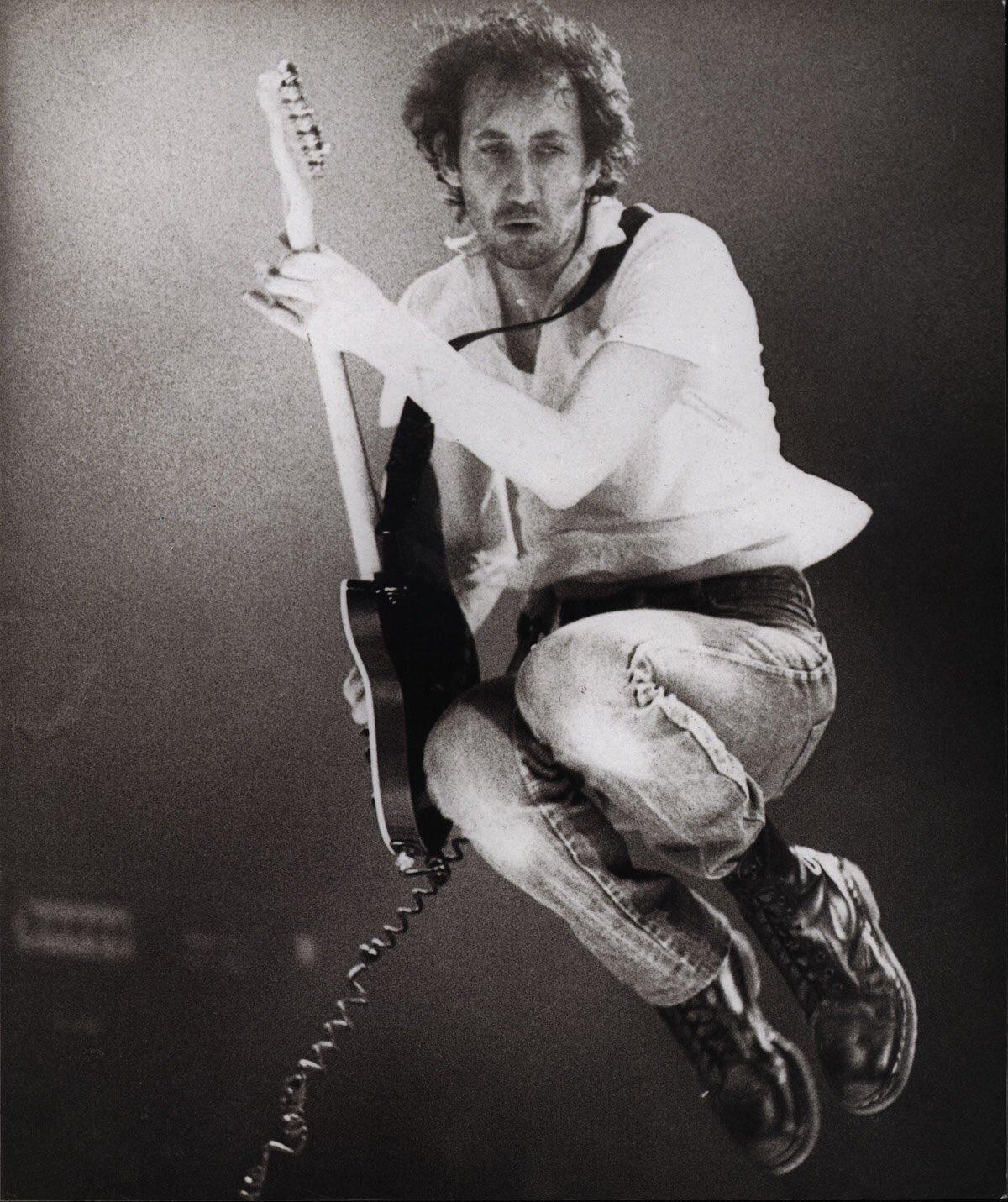 Happy Birthday to legendary guitarist, Pete Townshend of